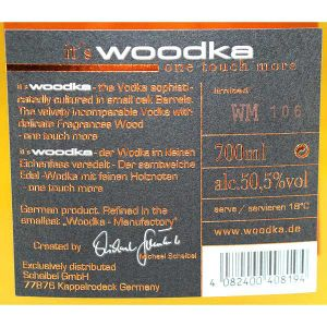 Scheibel it`s woodka 0,70l