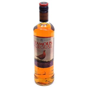 Famous Grouse Blended Scotch Whisky 0,70l