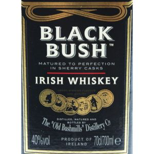 Bushmills Black Bush Irish Whiskey 0,70l
