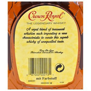 Crown Royal Canadian Whisky 0,70l