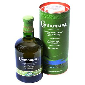 Connemara Peated Single Malt Irish Whiskey 0,70l