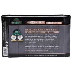 Cooley Distillery Irish Whiskey Collection 4x 0,05l