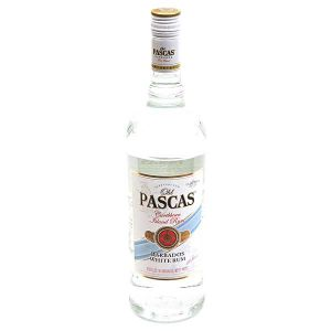 Old Pascas Barbados White Rum 1,00l
