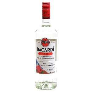 Bacardi RAZZ Rum-Cocktail 1,00l