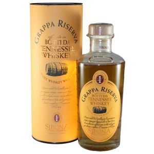 Sibona Grappa Riserva Whiskey Wood 0,50l