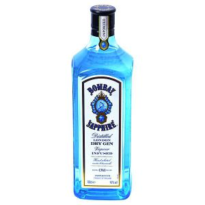 Bombay Sapphire London Dry Gin 1,00l