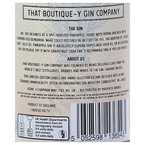 That Boutique-y Company Spit-Roasted Pineapple Gin 0,50l