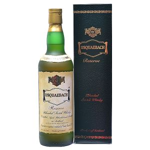 Usquaebach Reserve Blended Scotch Whisky 0,70l