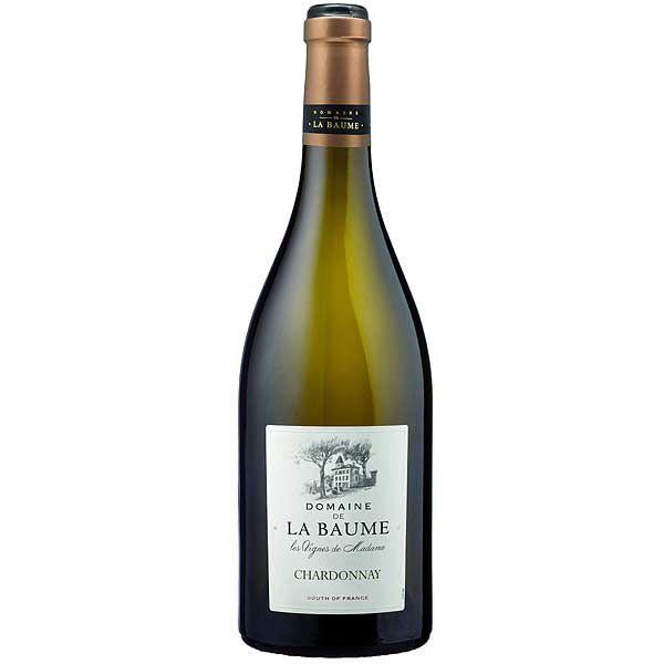 weisswein trocken domaine de la baume les vignes de madame chardonnay vdp frankreich languedoc